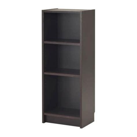 Small Brown Bookcase by Po 196 Ng Footstool Black Brown Isunda Gray Ikea Billy