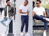 今夏型男白T 穿搭指南- 5 大搭配,4種技巧全公開 | Fashion Gatecrasher