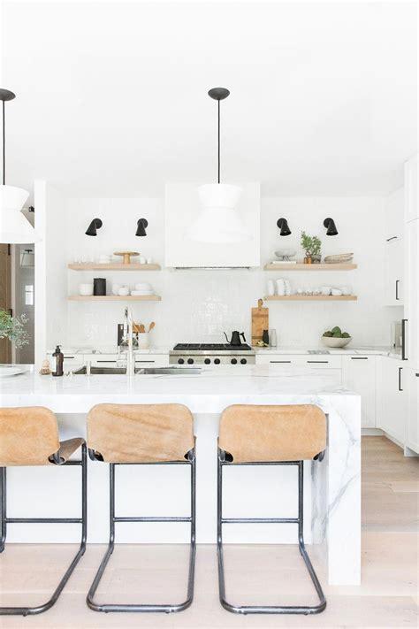 15+ Engaging Kitchen Ideas Modern White