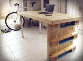 schreibtisch bauen arbeitsplatte de pumpink wohnzimmer farbe macchiato