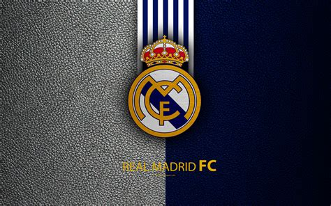Download wallpapers Real Madrid FC, 4K, Spanish football ...