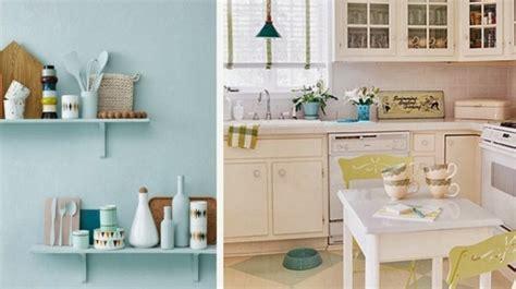 cuisine couleur pastel déco cuisine pastel exemples d 39 aménagements
