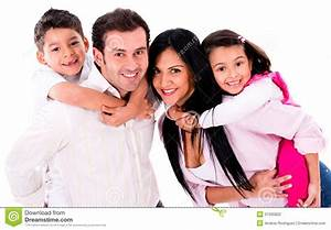 Happy Family Smiling Stock Photography - Image: 31595822