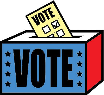 Image result for voting clip art