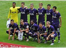 Tottenham Hotspur 1516 Third Kit Released Footy Headlines
