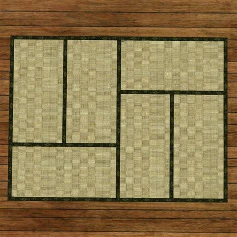 Japanese Floor Mat - second marketplace japanese tatami floor mat 6