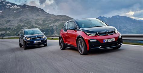 2018 Bmw I3s Adds A Sporty Model To The I3 Lineup The