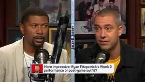 Jalen Rose and David Jacoby break down Ryan Fitzpatrick's ...