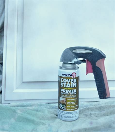 primer for painting kitchen cabinets painted bathroom cabinets centsational 7585