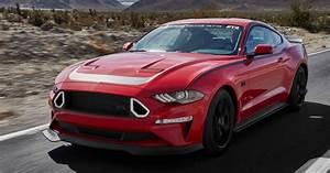 Ford Series 1 Mustang RTR makes its debut at SEMA