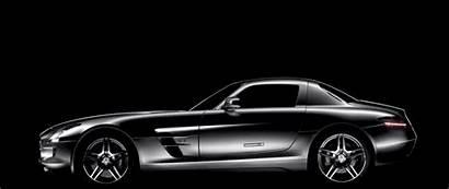 Mercedes Benz Amg Sls Gifs Cargifs Mustang