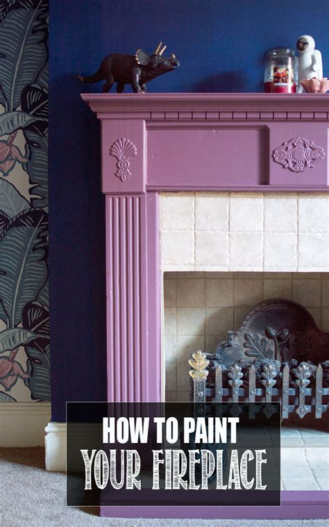 paint  fireplace surround   guess