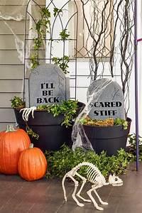 Exquisite, Outdoor, Halloween, Decoration, Ideas