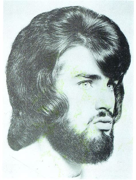 hair style for mens 7 best coiffure images on 70s fashion 6407