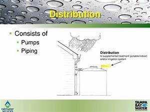 Rainwater Collecting To Offset Existing Water Uses