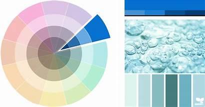 Colour Scheme Harmonies Monochromatic Theory Properties Schemes
