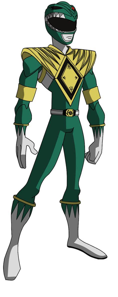 spectacular green ranger by valrahmortem on deviantart