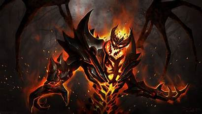 Dota Nevermore Wallpapers Heroes Fiend Shadow 1080p