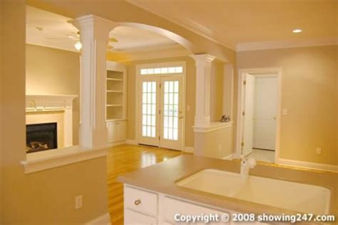 kitchen half wall ideas half wall idea to open up the living room space the