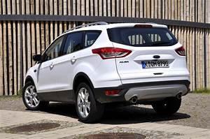 4 4 Ford Kuga : test ford kuga 2 0 tdci 4x4 powershift titanium durstiges familienauto magazin von ~ Gottalentnigeria.com Avis de Voitures