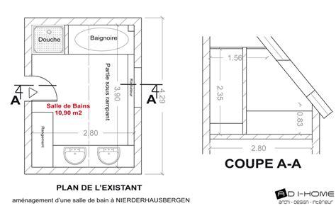 plan de salle de bain italienne sedgu