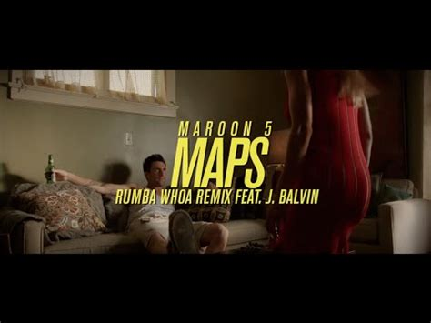 letra maps rumba whoa remix ft  balvin maroon
