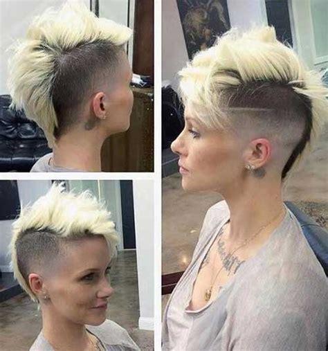 cool mohawk pixie cut pixie cut haircut