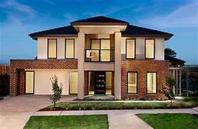 Luxury Modern American House Exterior Design Brunei Homes Designs Modern Home Designs