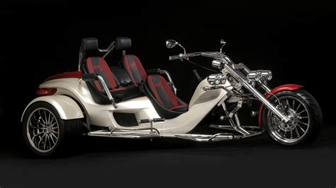 Rewaco Trike Now Offered With Automatic Transmission