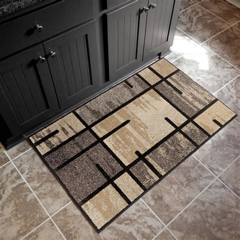 better gardens and homes spice grid area rug