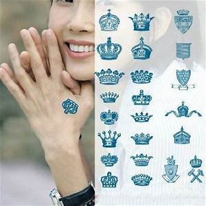 Amazon.com : Various Queen King Crown Finger Hand ...