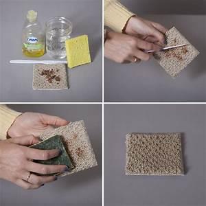 comment enlever une tache sur un tapis voici 7 astuces With tapis ethnique avec produit pour nettoyer les canapés
