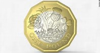 Image result for new pound coin in the uk