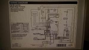 I Have A Nordyne Furnace  Model   Kg7sa 108c