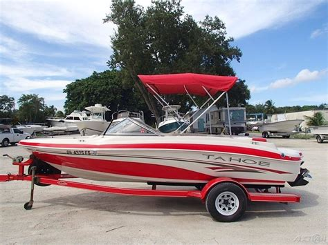 Tahoe Boats Usa by Tahoe Q4 Boat For Sale From Usa
