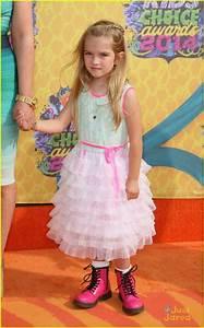Mia Talerico - Kids' Choice Awards 2014   Disney ...