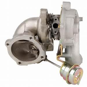 2001 Volkswagen Jetta Turbocharger 1 8l Gas Engine With