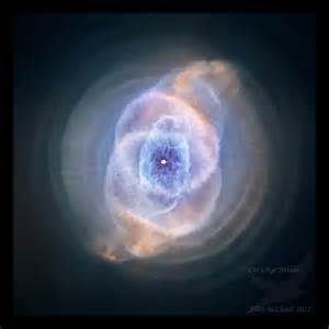cat s eye nebula cat s eye nebula by darksilverflame on deviantart