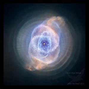 Cat's Eye Nebula by DarkSilverflame on DeviantArt