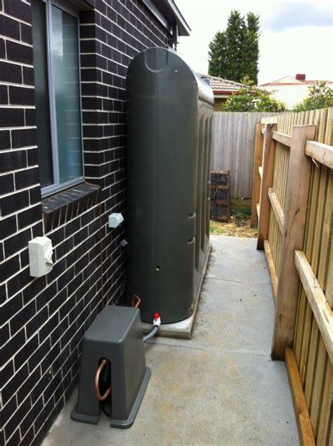 plumbing gas fitting rain water tank