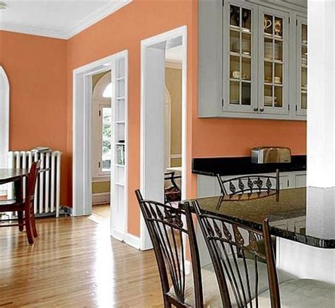 peach colored kitchen cabinets peach walls gray cabinets diy pinterest paint