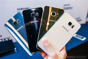 Samsung Galaxy S6 Edge+ color comparison