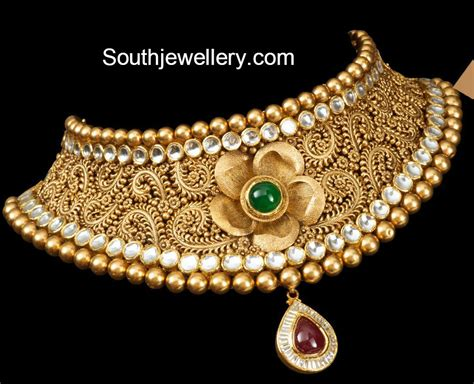 Antique Gold Choker  Jewellery Designs. Tag Pearls. Natural Pearls Pearls. Sktaf Pearls. Rough Pearls. Watermelon Tourmaline Pearls. Sucha Moti Pearls. Black Quartz Pearls. Lost Defective Pearls