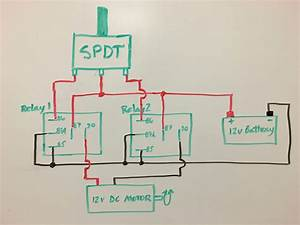 On Off On Spdt Switch Wiring Diagram