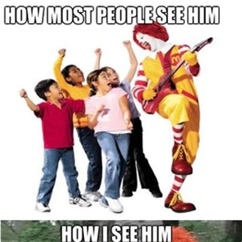 Ronald Mcdonald Memes - ronald mcdonald by remhad meme center