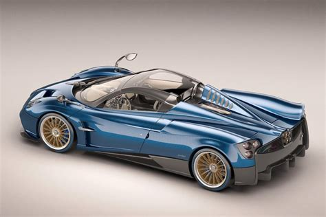 2018 Pagani Huayra Roadster Review,trims, Specs And Price