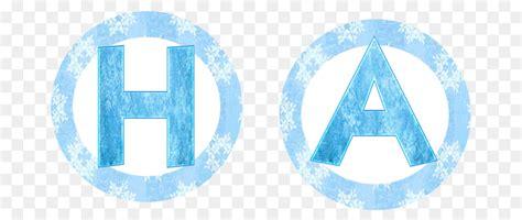frozen letter birthday font alphabet happy birthday