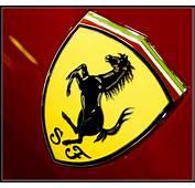 Super Jump Cars Ferrari Logo