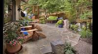 garden design ideas Rustic garden design ideas - YouTube