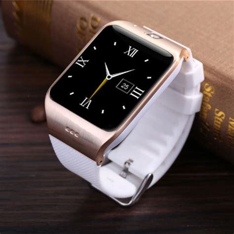 smart watches for iphone waterproof lg118 smart nfc bluetooth sim phone mate